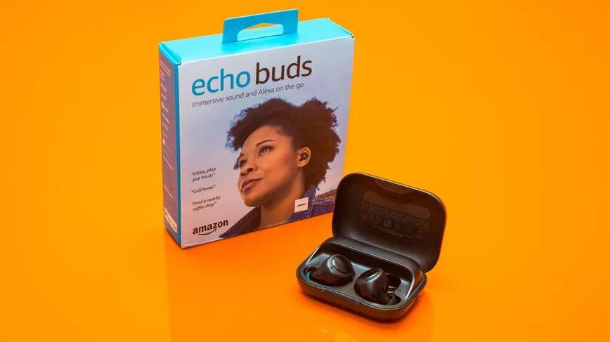Amazon Echo buds black Friday