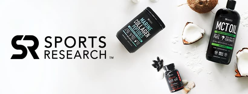 Sports Research Black Friday / Cyber Monday Sale!