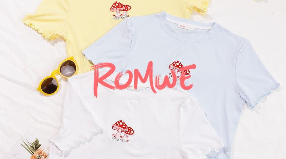 Romwe Black Friday Sale, Live Now!