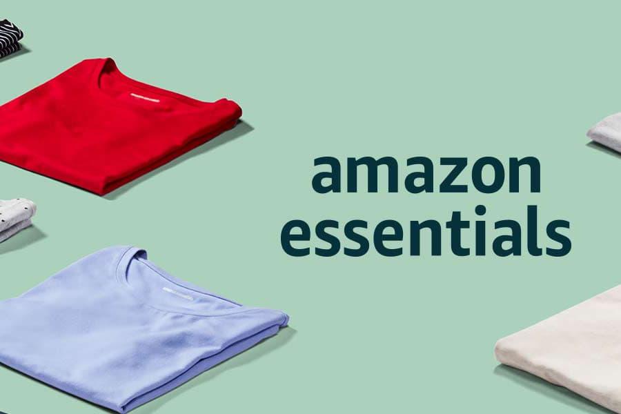 Amazon Essentials black Friday