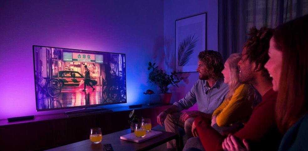 Sync Hue Lighting with TV