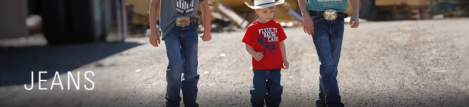 Cinch Jeans for Kids