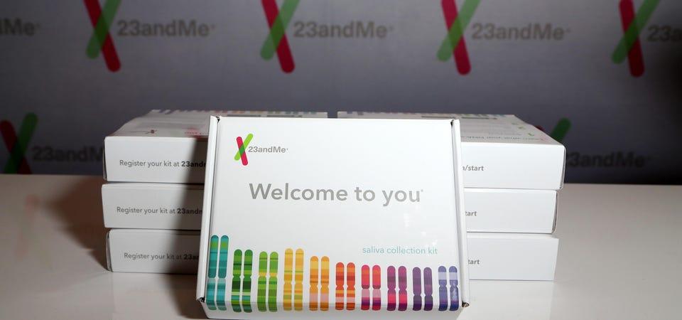 23andMe Black Friday 2021