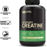Optimum Nutrition Micronized Creatine Monohydrate Powder, Unflavored