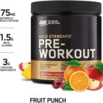 Optimum Nutrition Gold Standard Pre-Workout, Vitamin D