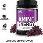 Amino Energy - Pre Workout with Green Tea, BCAA, Amino Acids